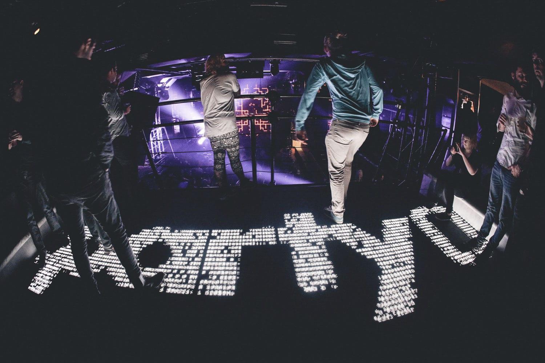Notch .party() Orlando  graphics