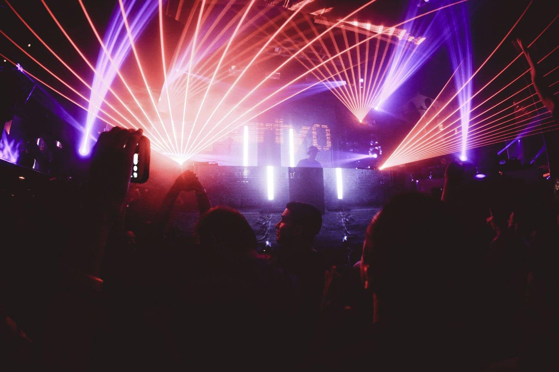 Notch .party() Orlando  stage