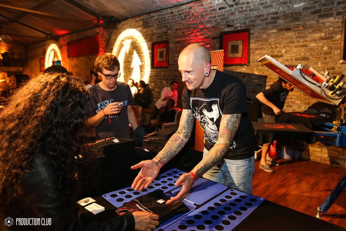 Wargaming gamescom party merch