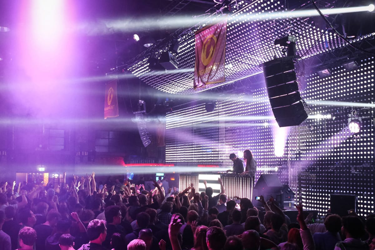 Wargaming gamescom party stage