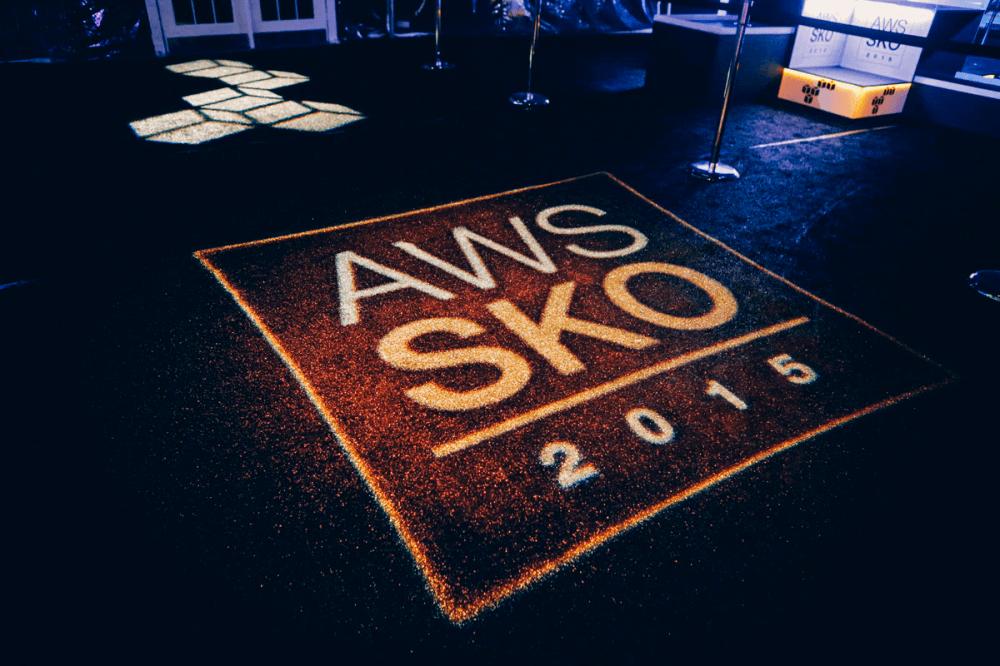 Amazon Web Services AWS Sales Kickoff Party vol. I