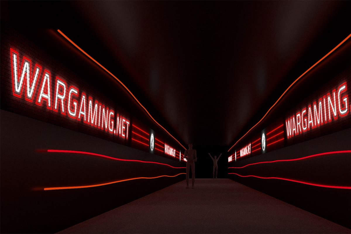Wargaming Gamescom Party vol. II graphics
