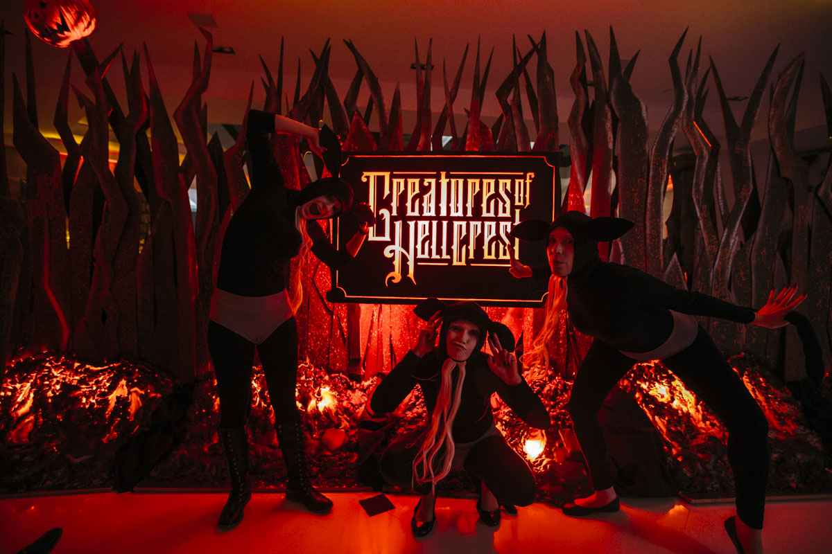 Notch's Creatures of Hellfest Party