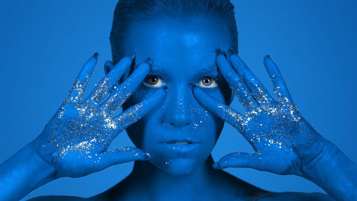 Kill the Noise Visuals vol.I blue
