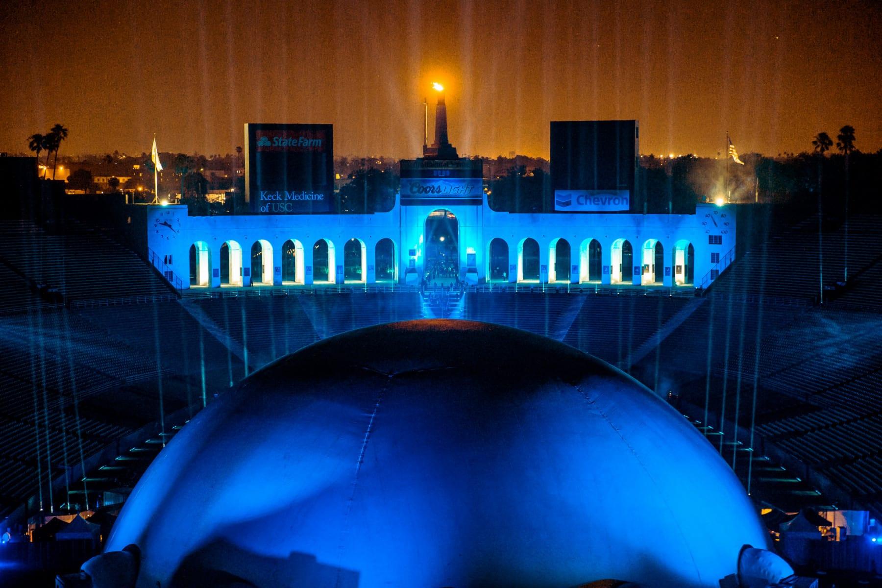 .party() LA dome