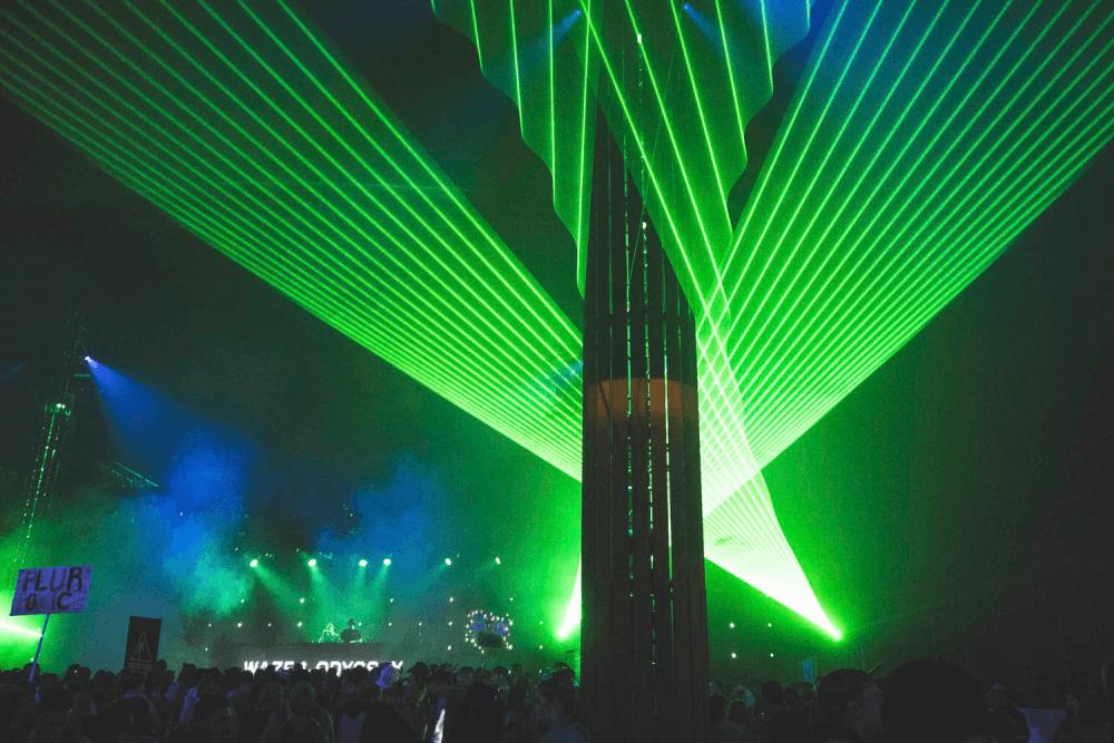 Insomniac 'Beyond Wonderland' Stage Design + Visuals