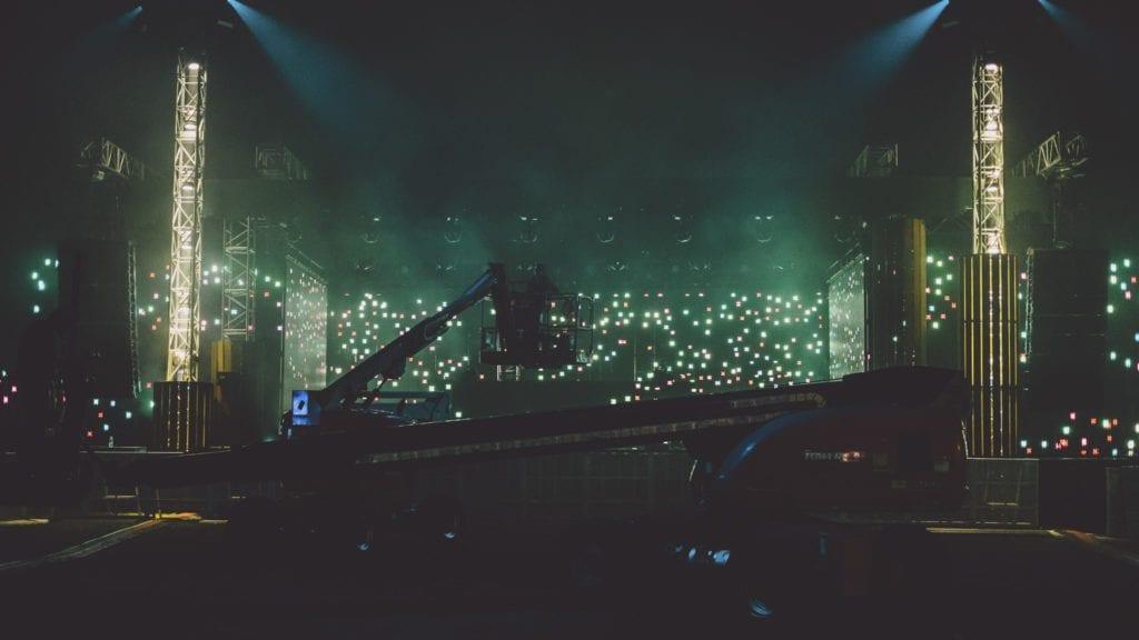 Insomniac 'Beyond Wonderland' Stage Design stage