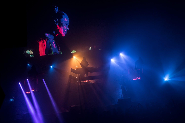 ZHU Neon City Tour 2016 visuals