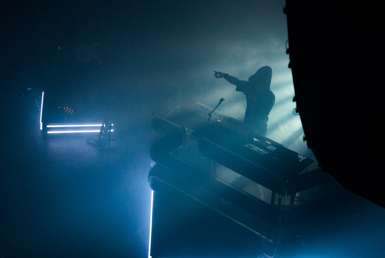 ZHU Neon City Tour  2016