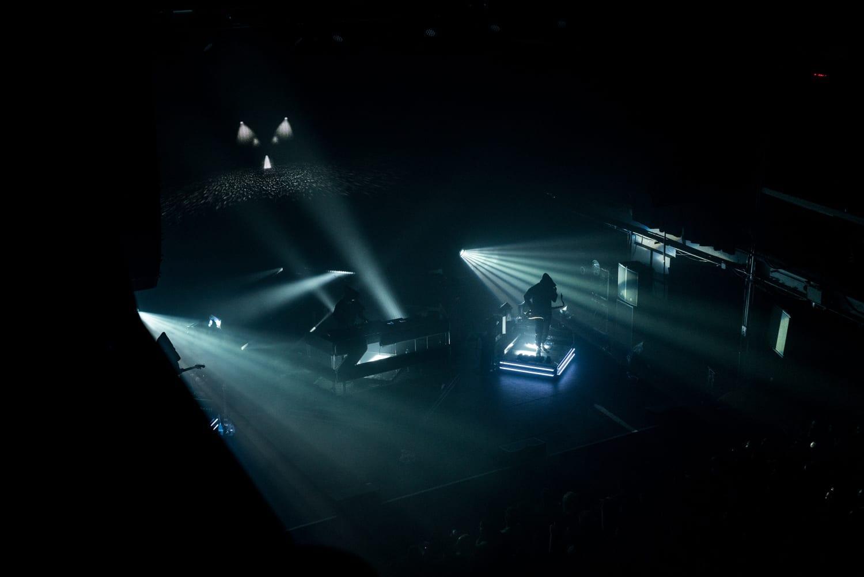 ZHU Neon City Tour lighting