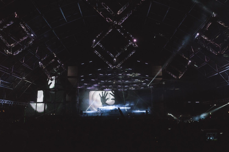 ZHU Neon City Tour Coachella 2016
