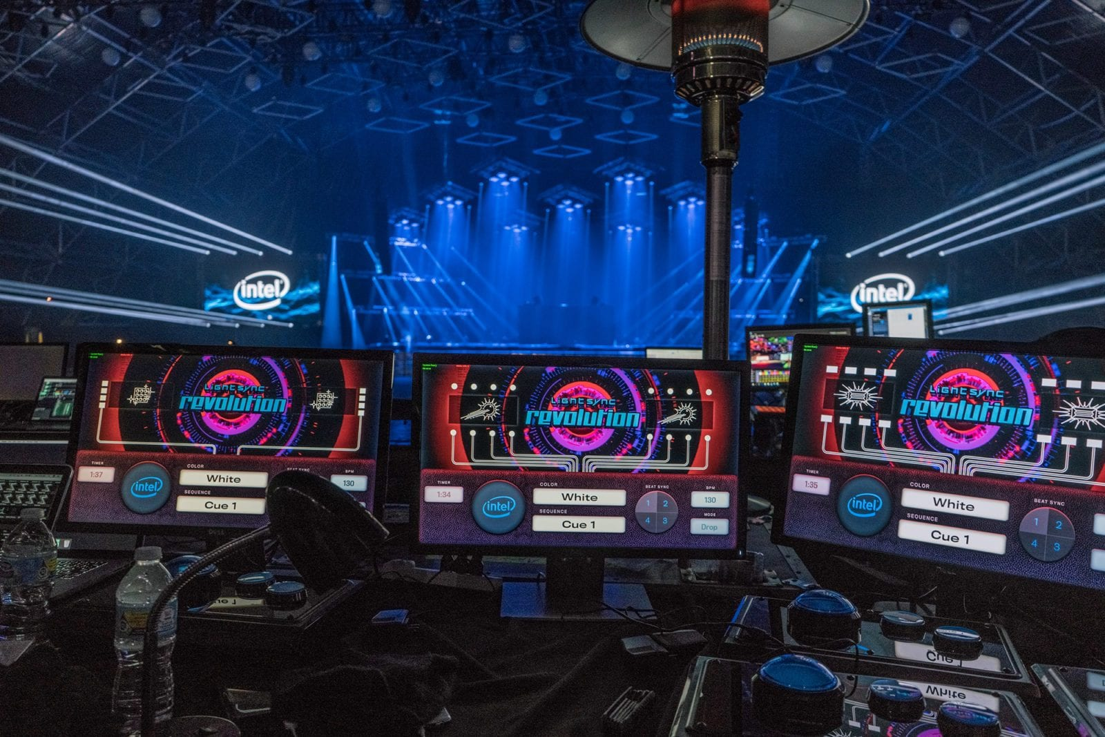 Intel Light Sync Revolution