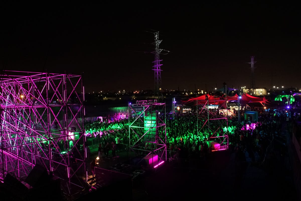 Factory 93 Secret Project Festival Show