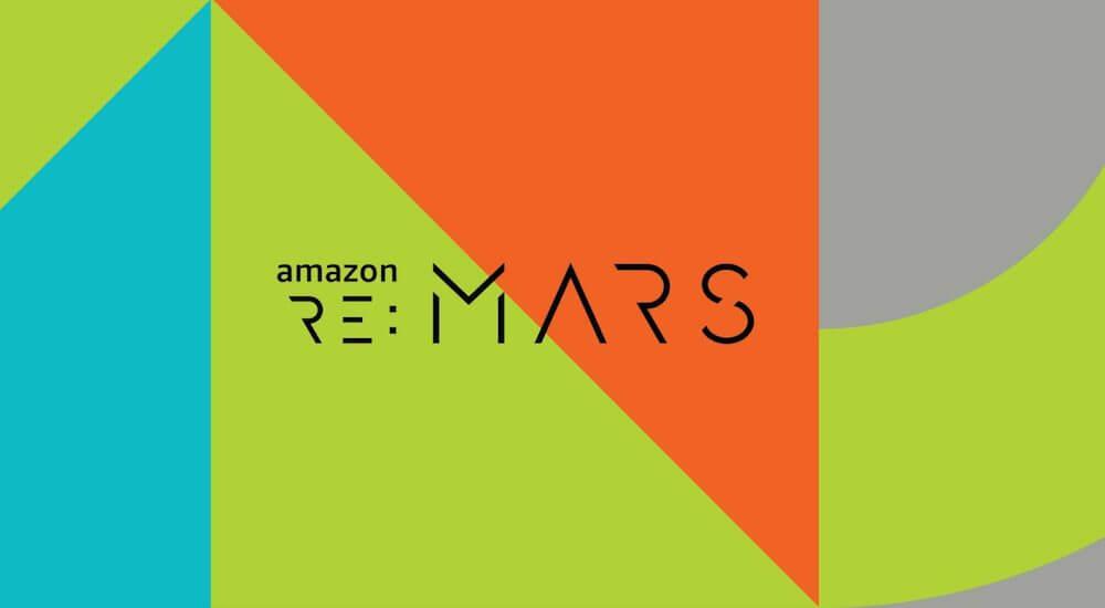 Amazon re:MARS Party