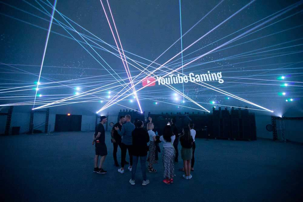YouTube Gaming @ E3: Party + Activations