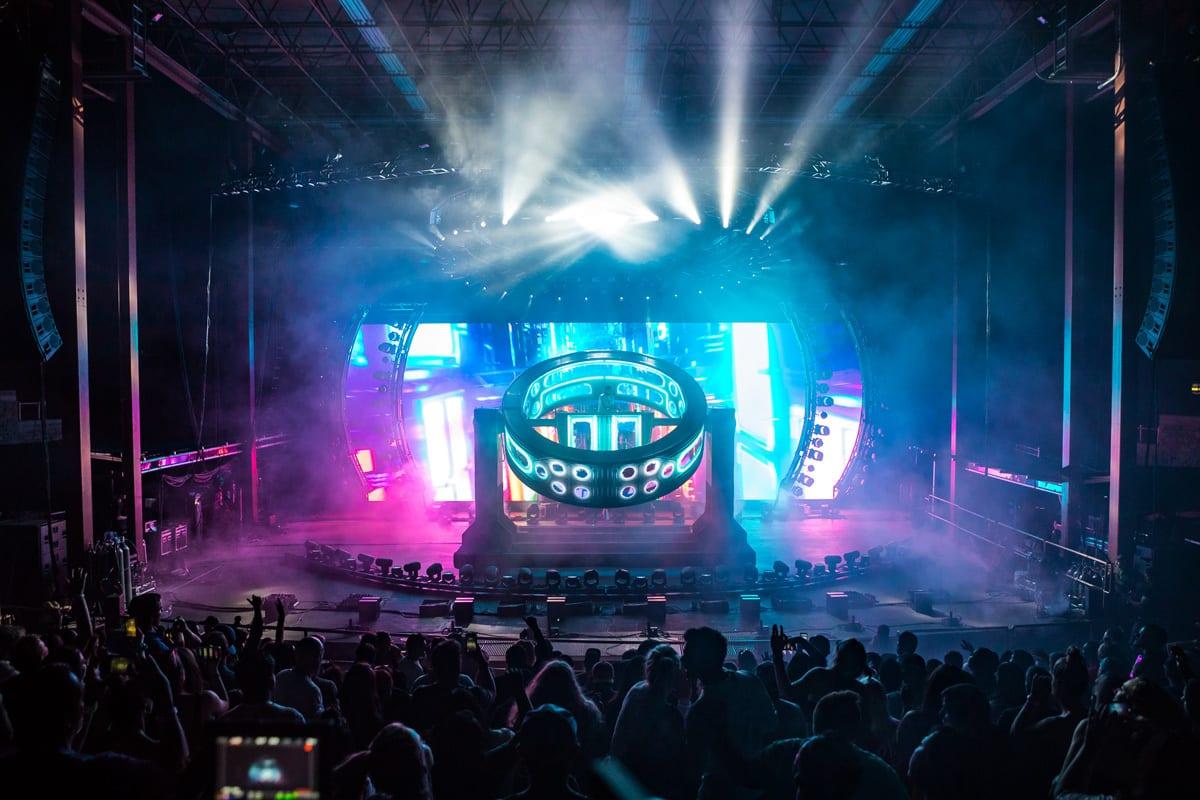 Zedd Orbit Tour 2019 Red Rocks