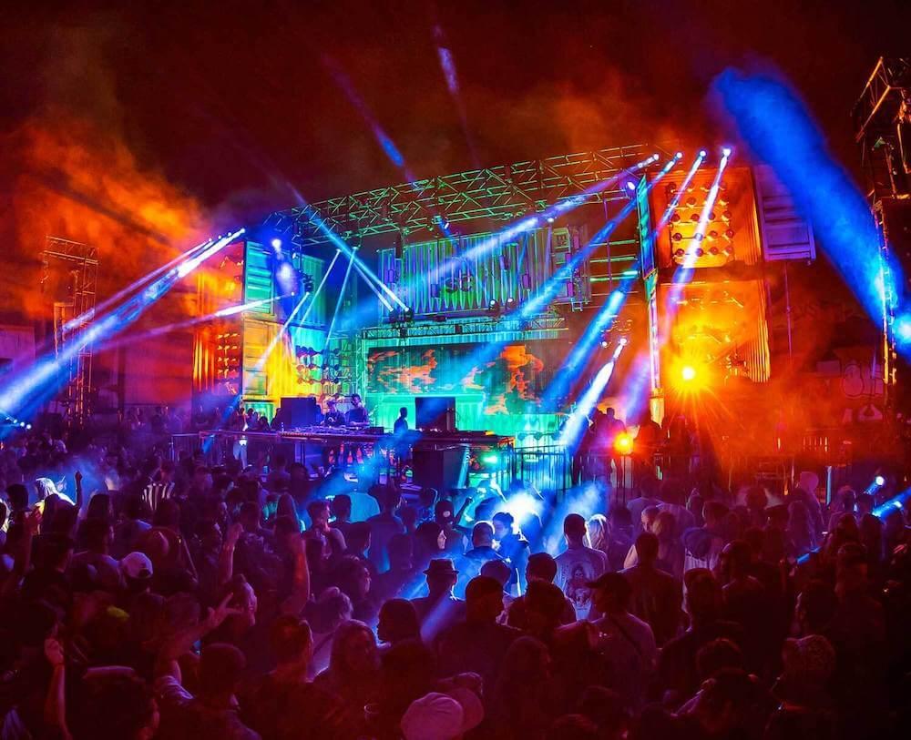 Factory 93: 'Secret Project Festival' 2019