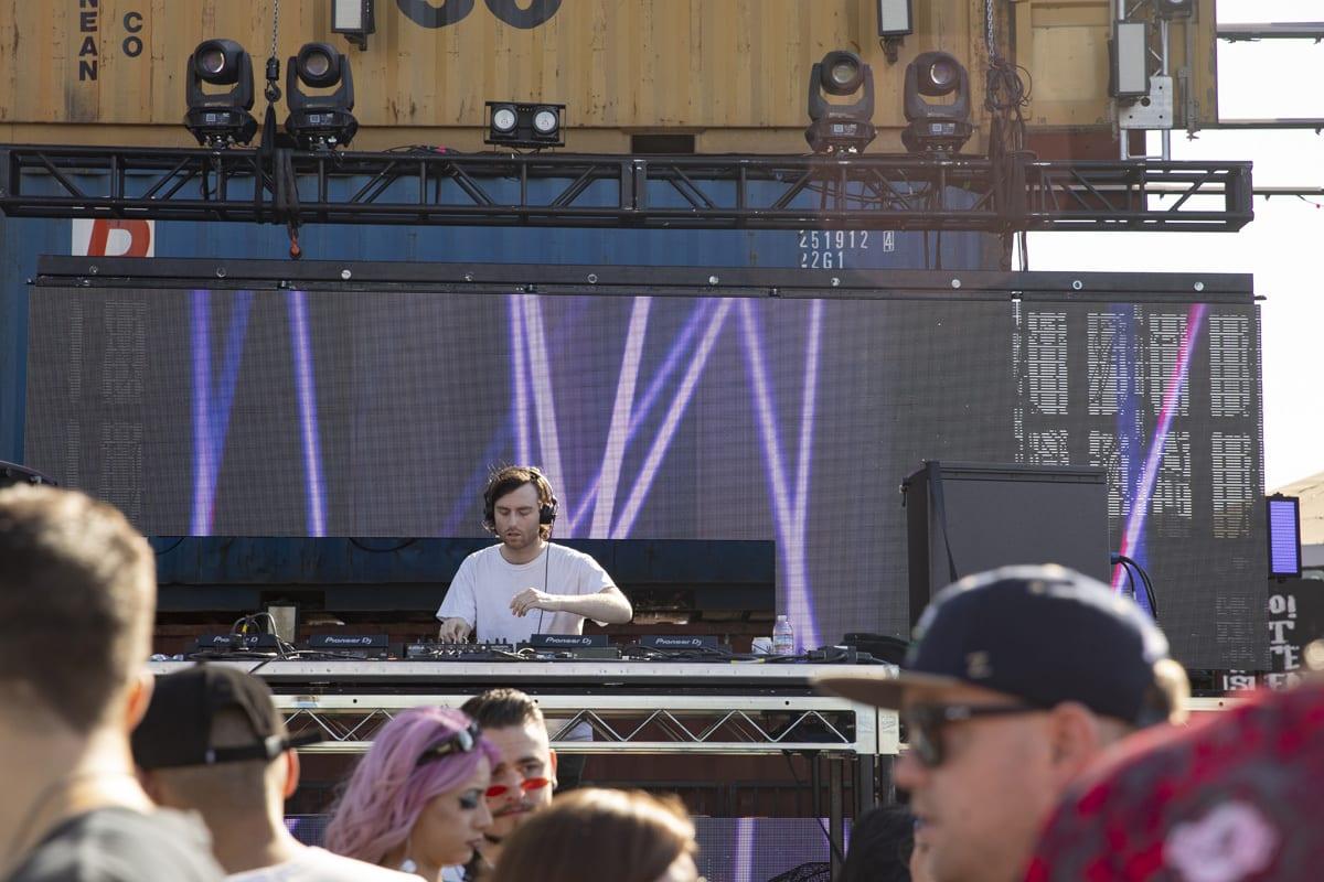 Factory 93 Secret Project Festival