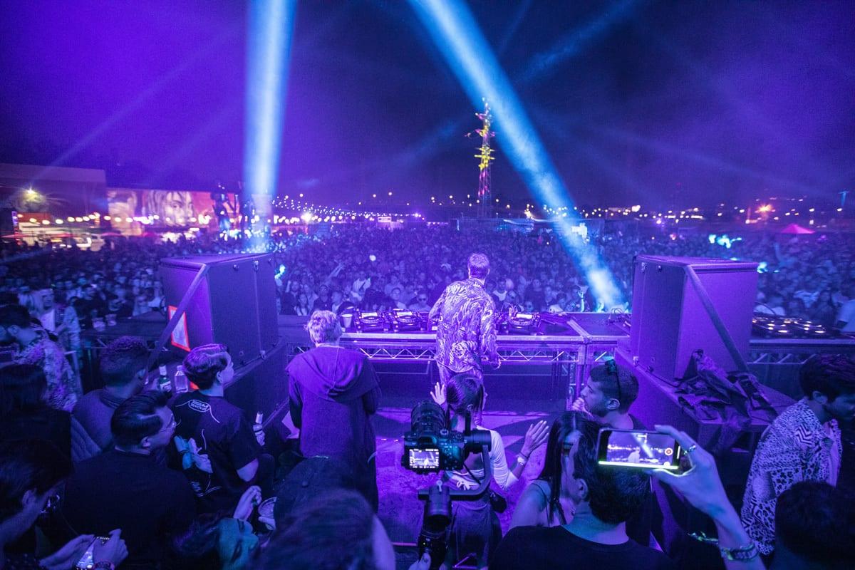 Secret Project Festival 2019 stage