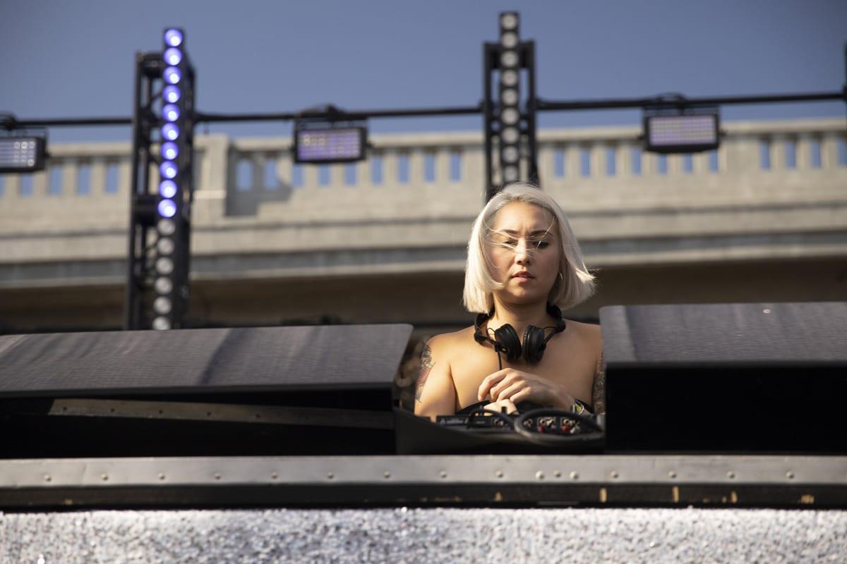 Factory 93 Secret Party Festival DJ