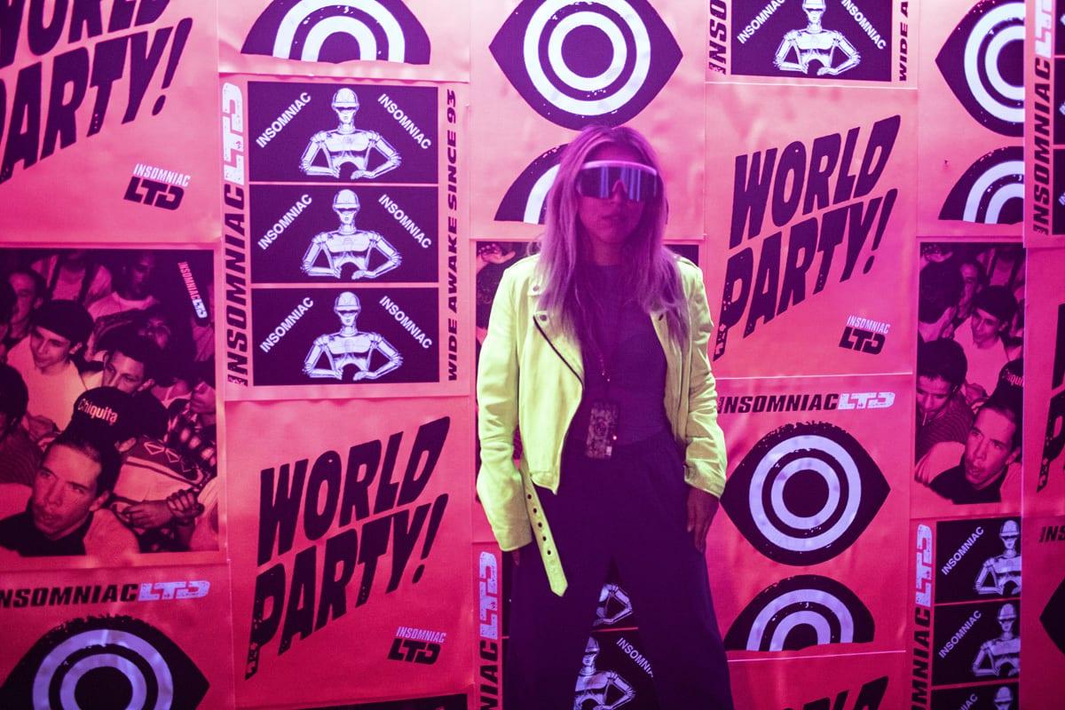 Factory 93 Secret Festival Insomniac