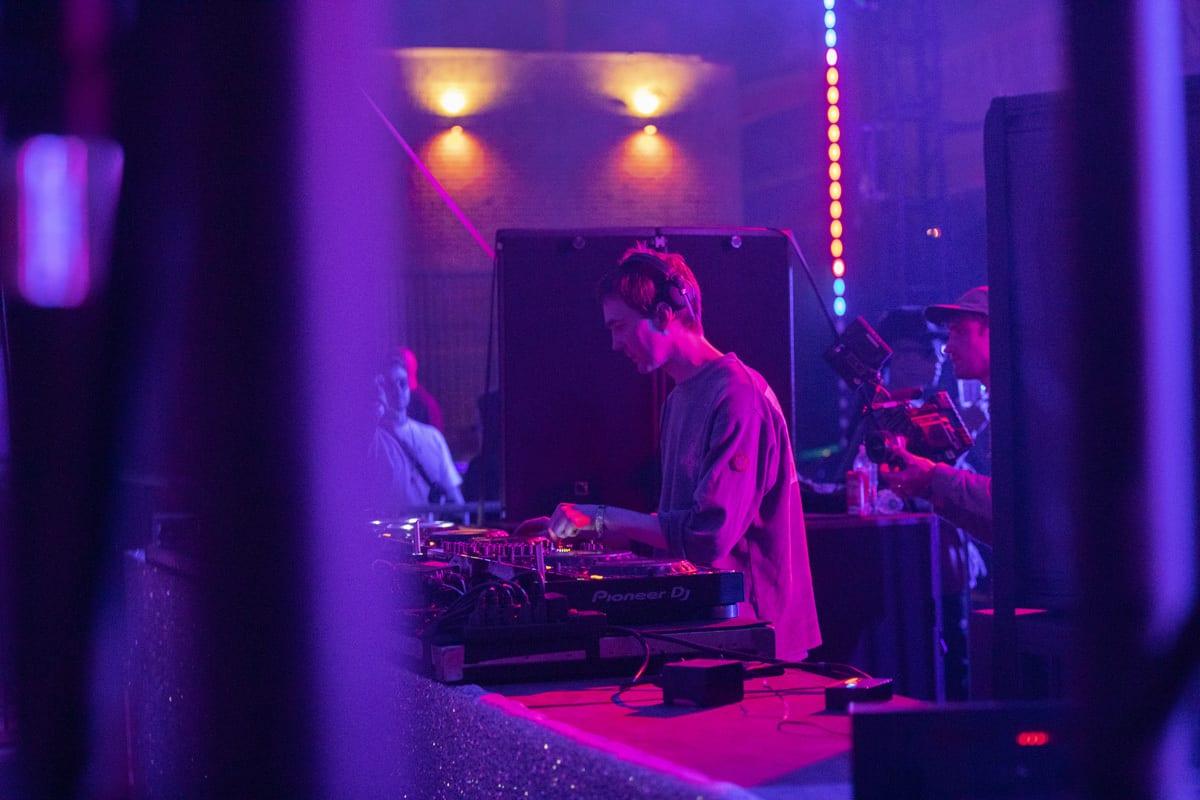 Factory 93 Secret Project Festival DJ