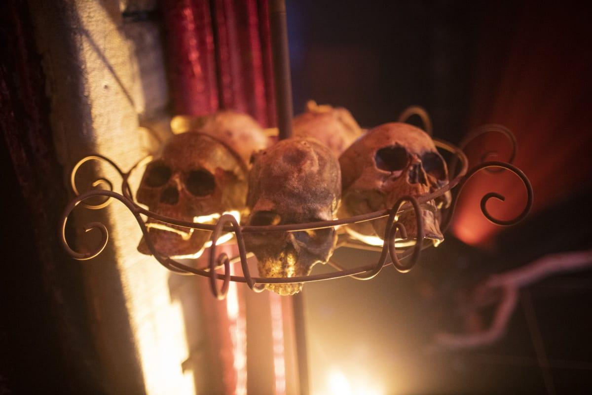 Notch's Hellcrest decoration