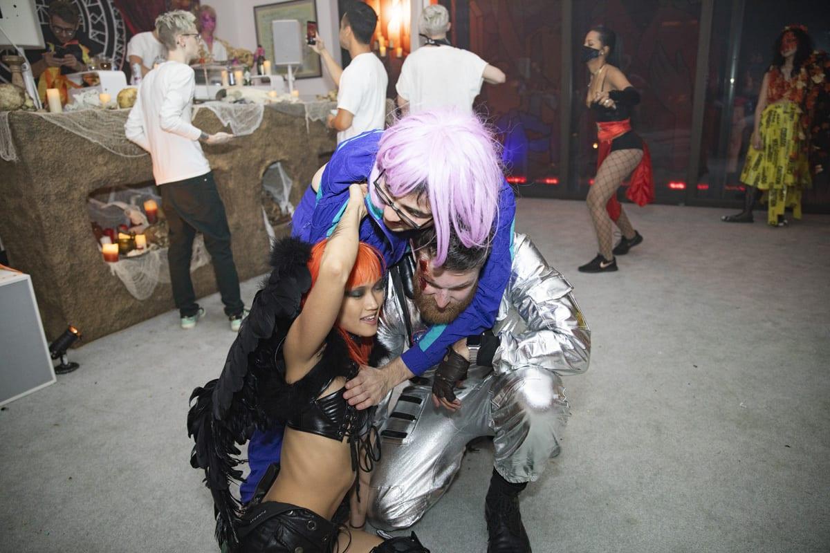 Notch's Hellcrest Party