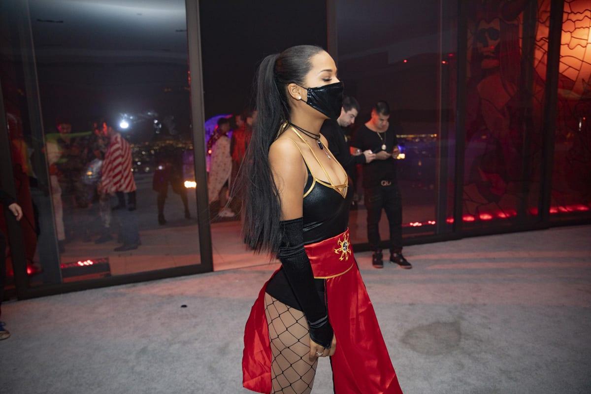 Notch's Hellcrest costume