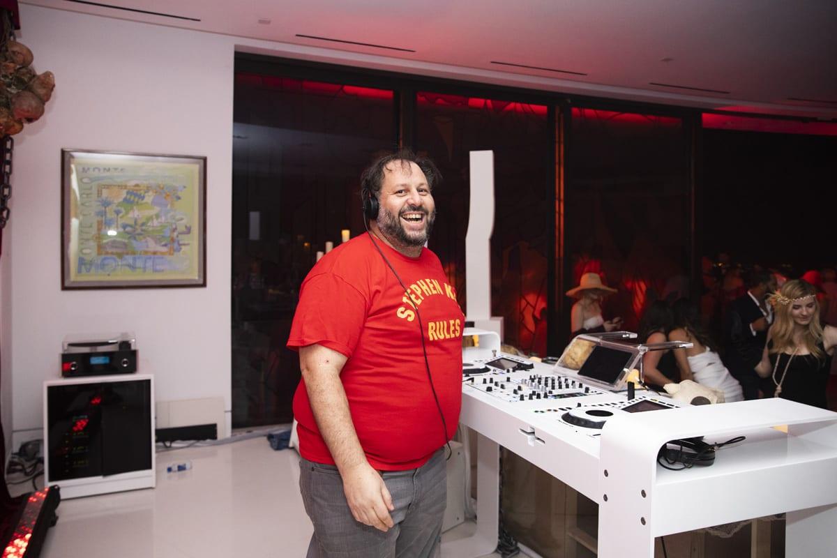 Notch's Hellcrest DJ