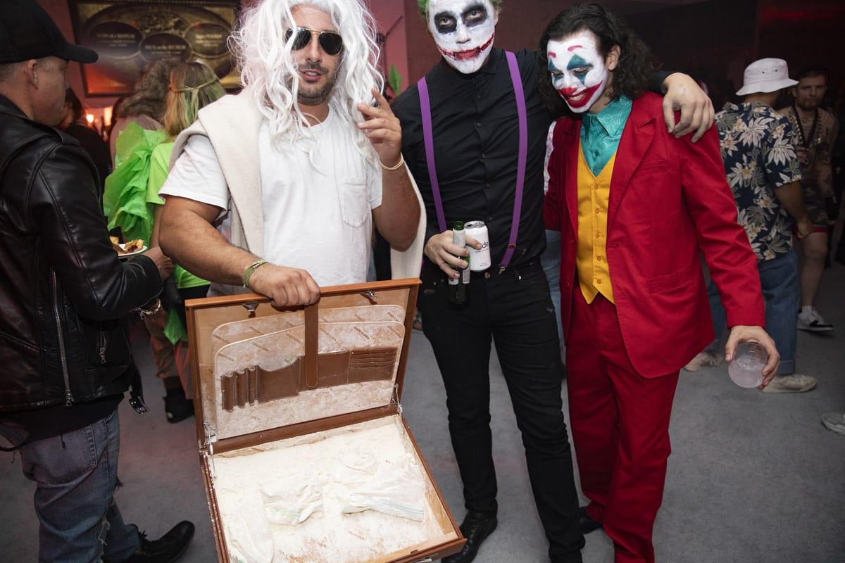 Notch's Halloween