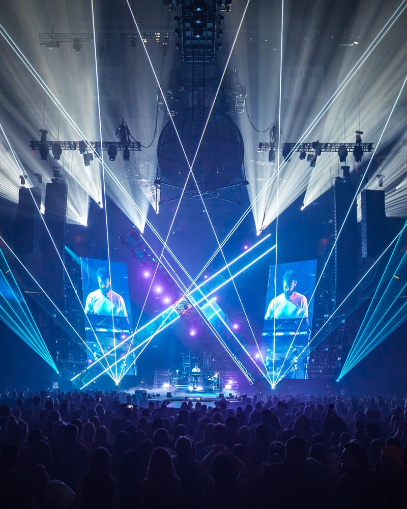 The Chainsmokers World War Joy Tour 2019