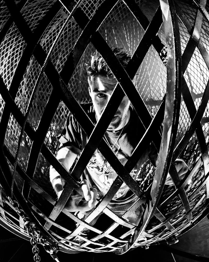 The Chainsmokers World War Joy Globe of Death