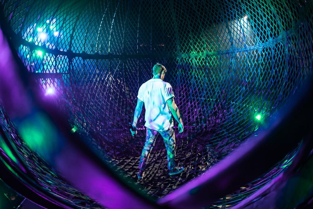 The Chainsmokers Tour Globe of Death