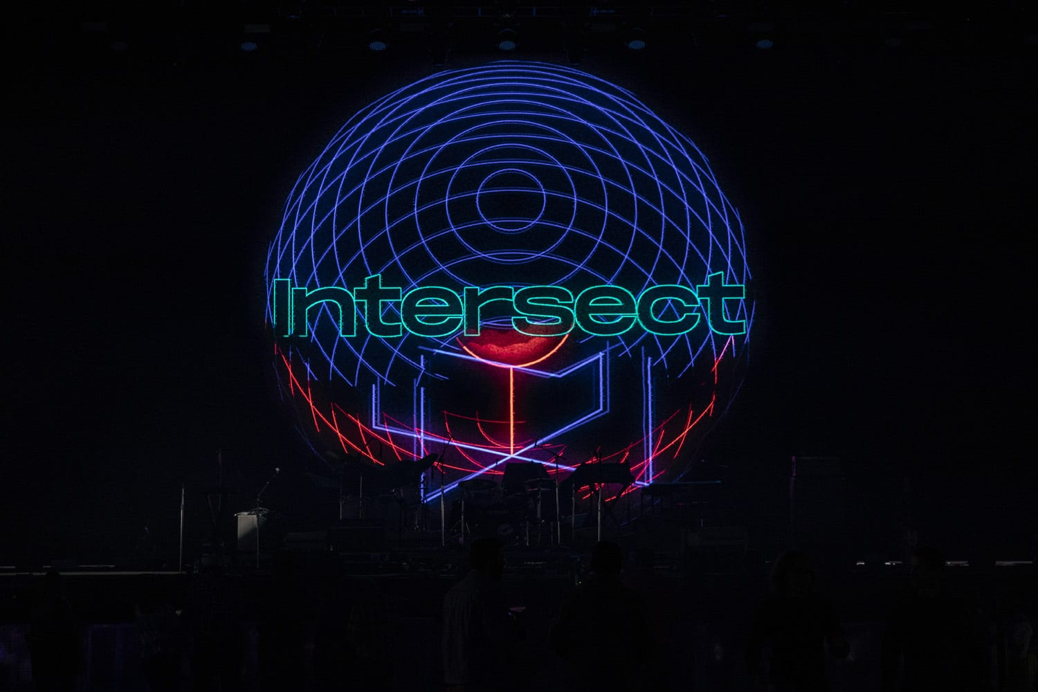 Intersect Festival 3D Animation