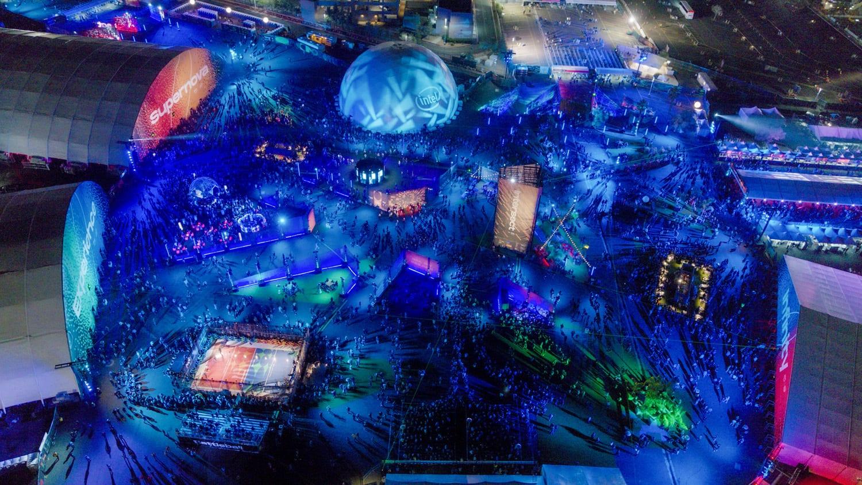 Intersect Festival Event Production Las Vegas