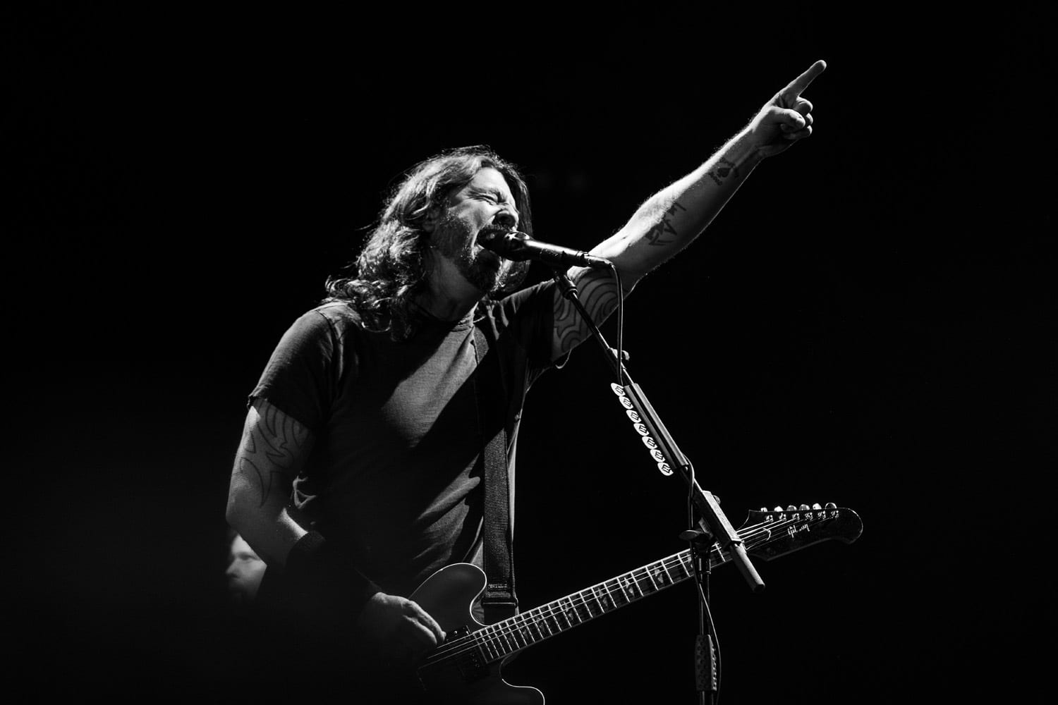 Intersect Music Festival Foo Fighters