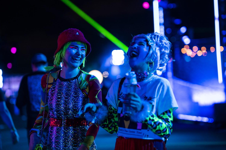 Intersect Festival Vegas