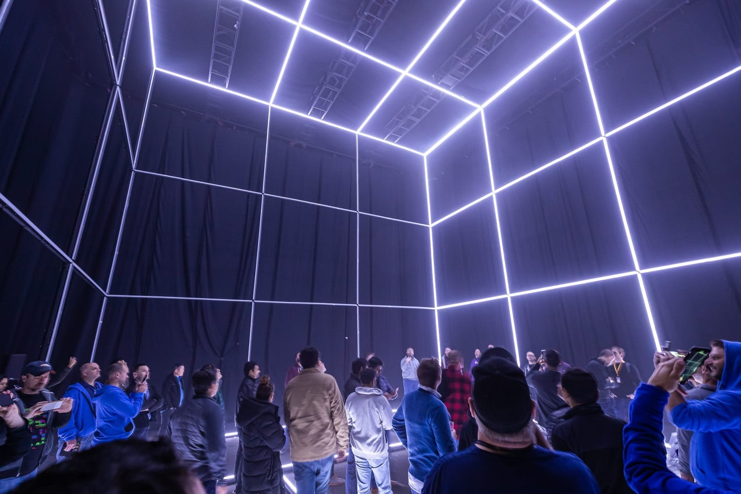Intersect Festival Event Production
