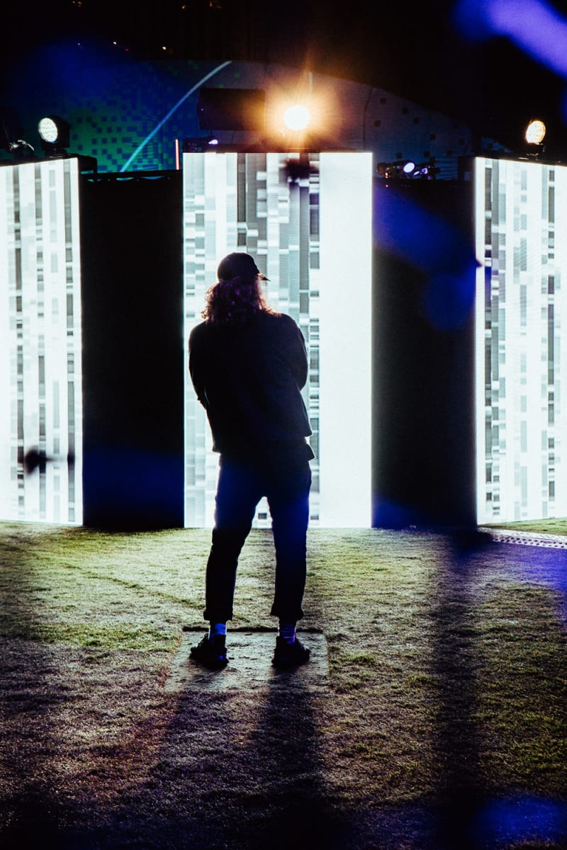 Intersect Festival Interactive Installation