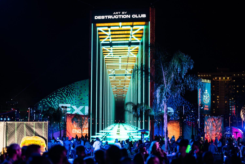 Intersect Festival Destruction Club
