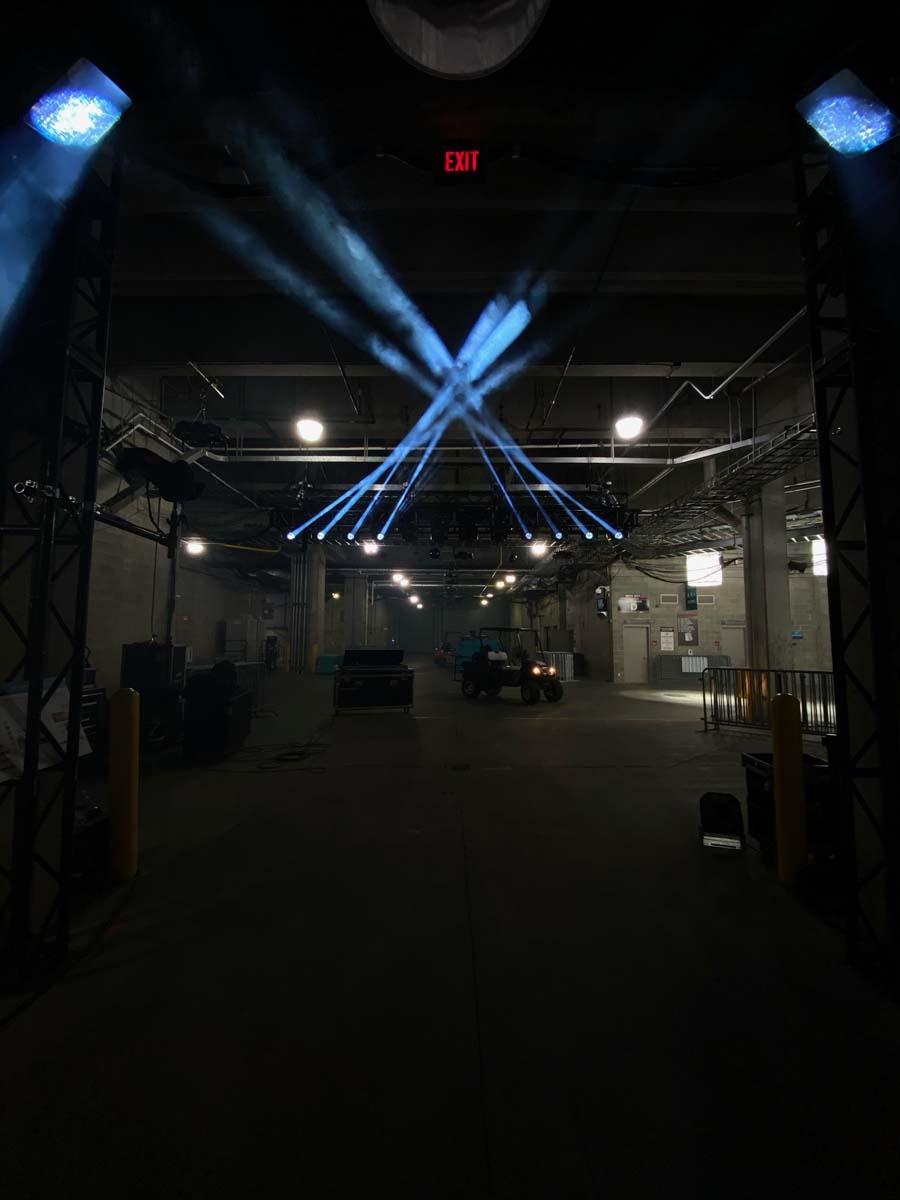 Super Bowl LV Lights