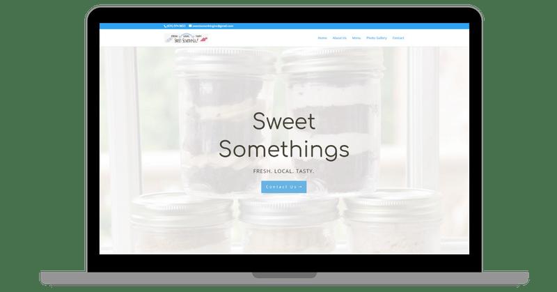 Sweet Somethings Long Island Website