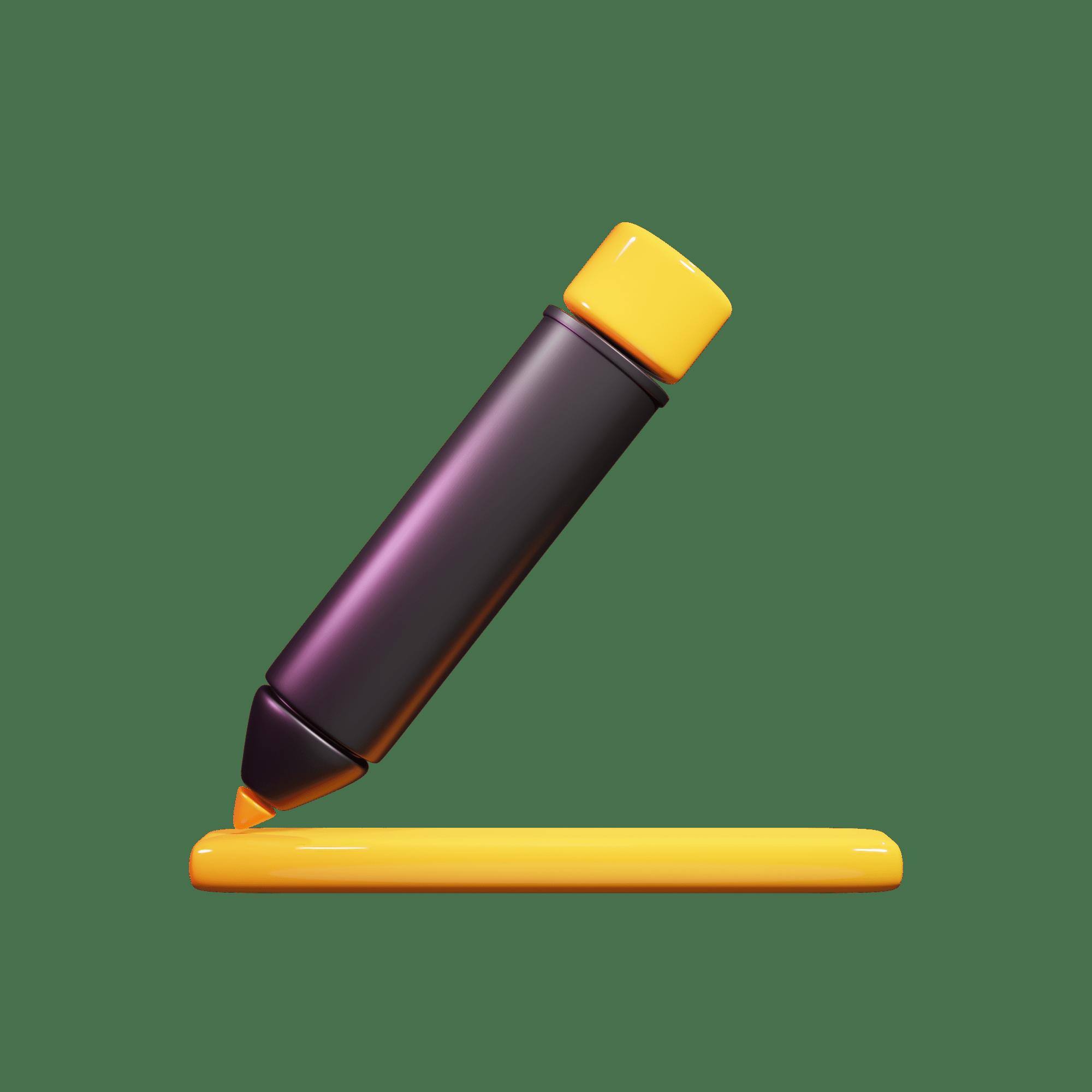 Icone stylo