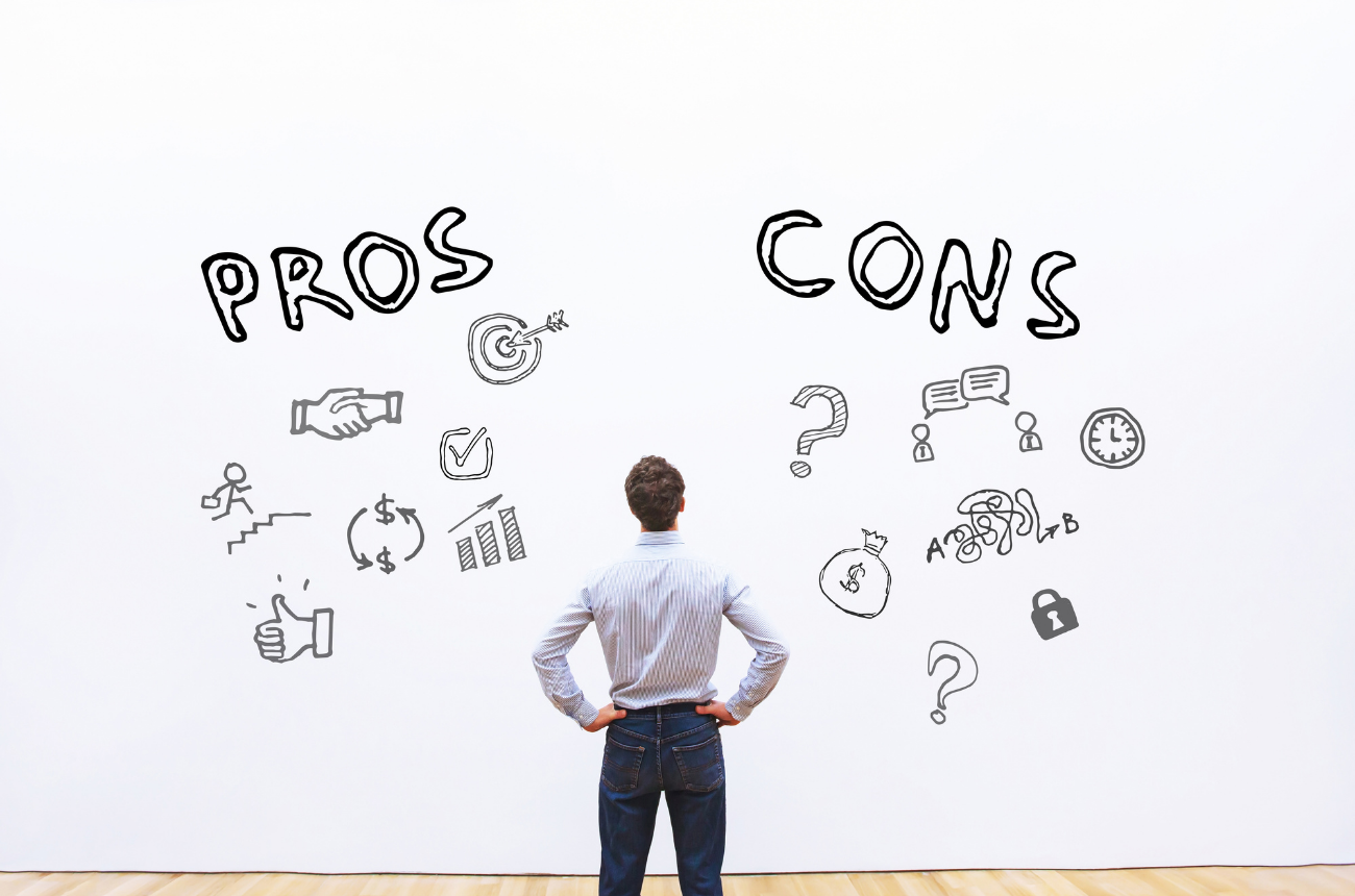 Pros and Cons of Hiring a Web Designer vs. Building Your Website Yourself