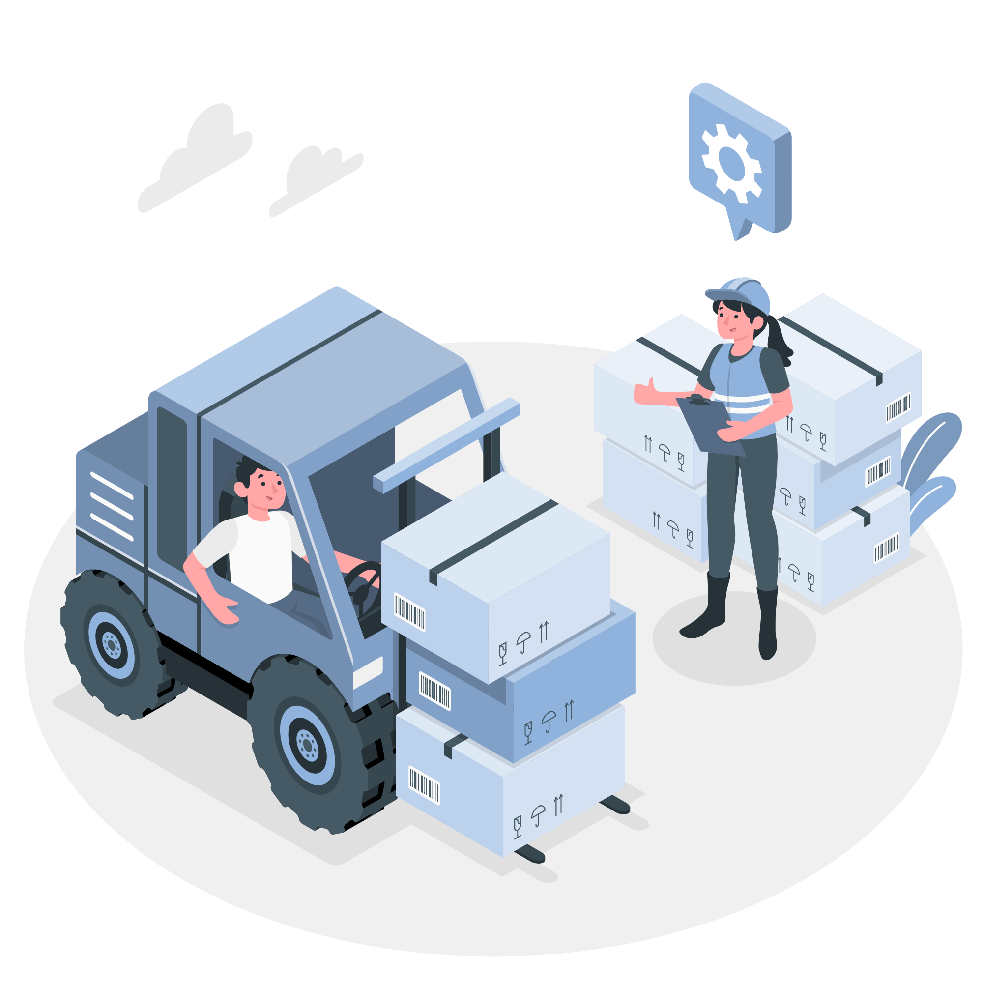 E-commerce logistics : The 9 elements to optimize your customer experience.