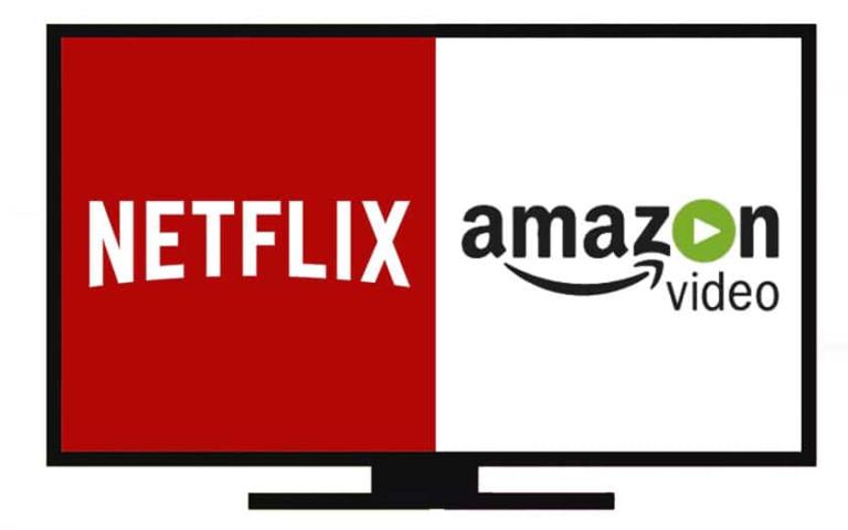 Netflix et Amazon