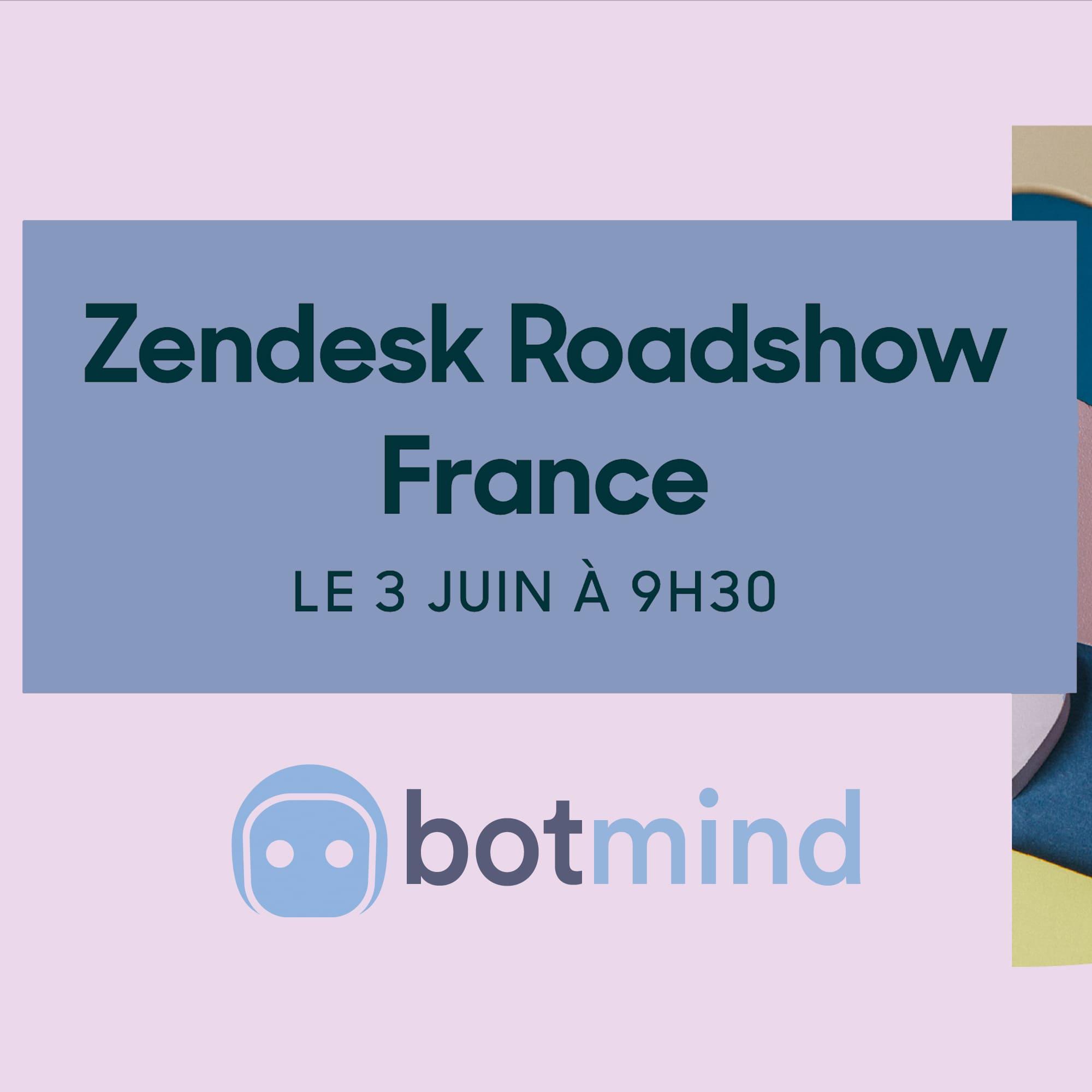 Juin 2021 : Botmind présent au Paris Roadshow
