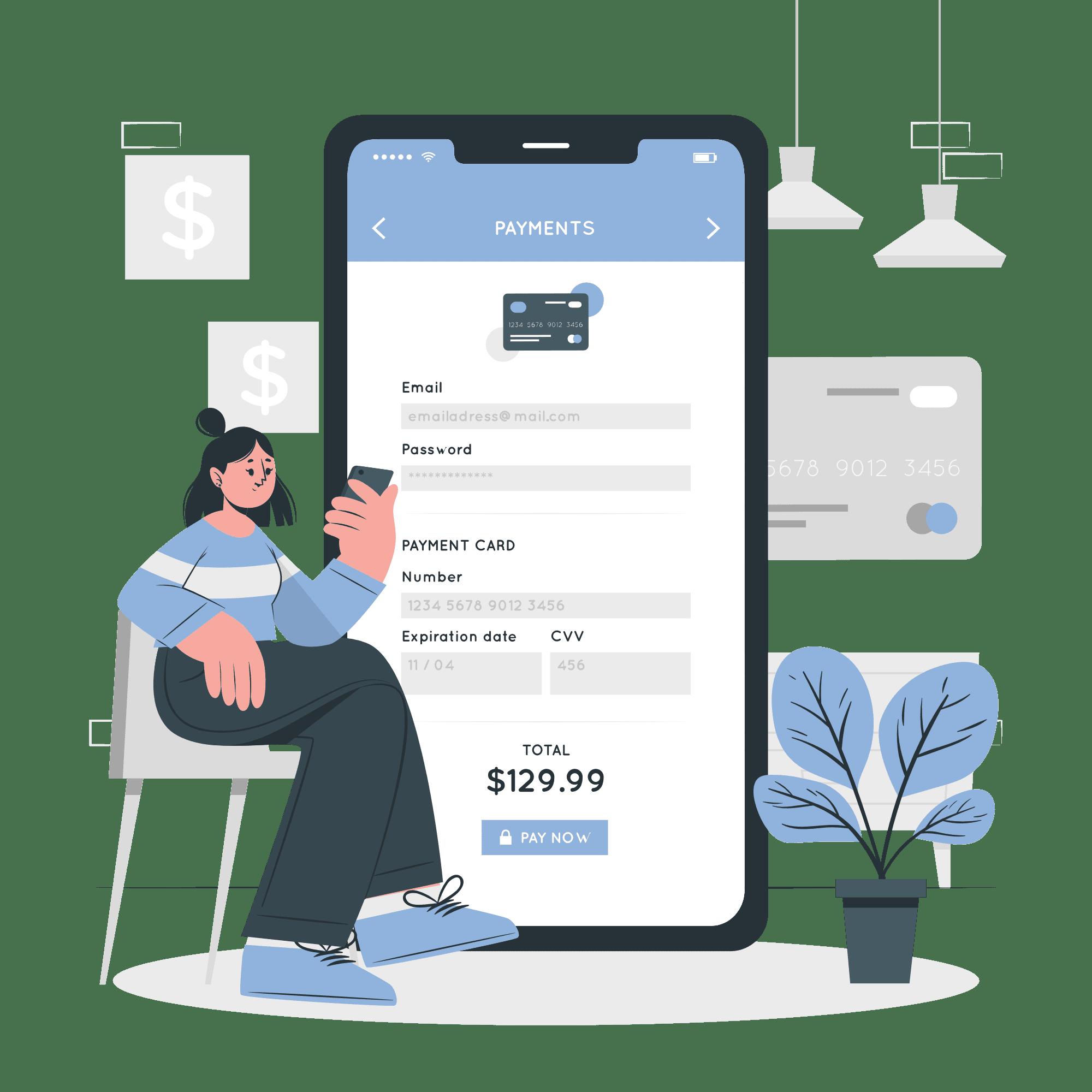 Optimisation page de paiement e-commerce