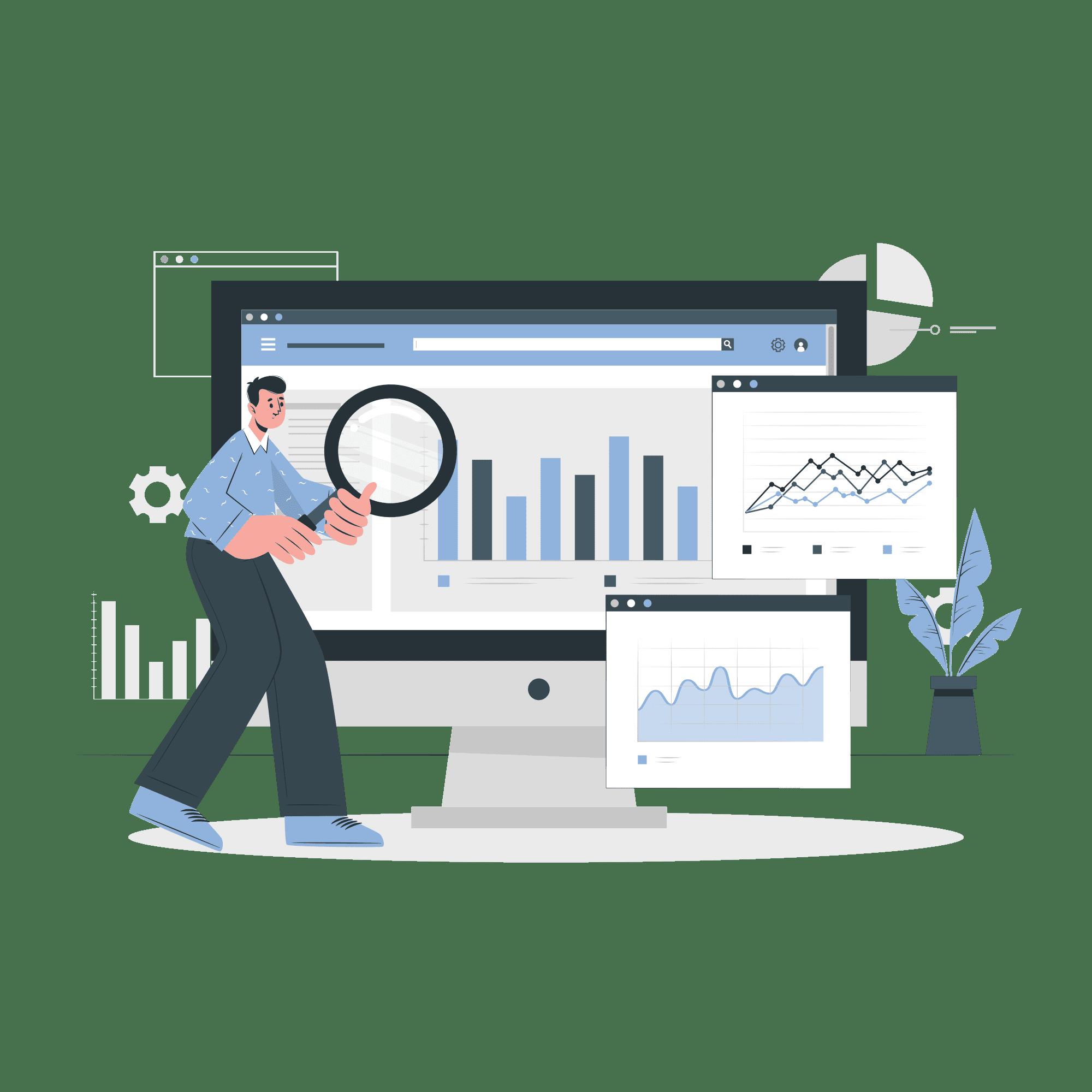 L'analyse de données en e-commerces